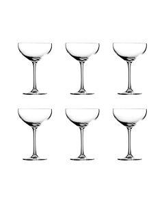 Schott Zwiesel Bar Special 8 champagnecoupe 280 ml kristalglas 6 stuks