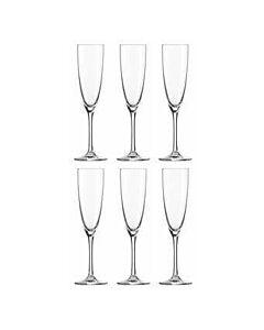 Schott Zwiesel Classico 7 champagneglas 210 ml kristalglas 6 stuks