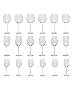 Schott Zwiesel Fortissimo glazenset kristalglas 18-delig