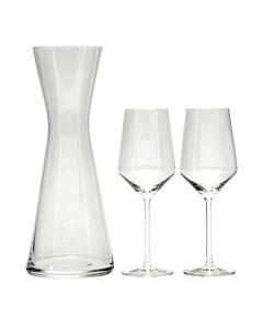 Schott Zwiesel Fresh & Blanc set kristalglas 3-delig