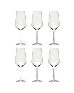 Schott Zwiesel Pure / Belfesta 130 Bordeaux glas 680 ml kristalglas 6 stuks
