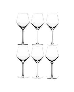 Schott Zwiesel Pure / Belfesta 145 Beaujolais wijnglas 465 ml kristalglas 6 stuks