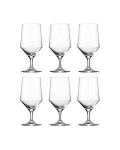 Schott Zwiesel Pure / Belfesta 32 waterglas 451 ml kristalglas 6 stuks