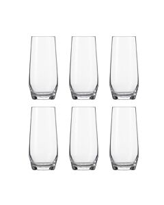 Schott Zwiesel Pure 42 waterglas 360 ml kristalglas 6 stuks