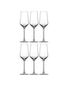 Schott Zwiesel Pure / Belfesta 77 champagneflûte met MP 297 ml kristalglas 6 stuks