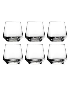 Schott Zwiesel Pure / Belfesta 89 whiskyglas klein 306 ml kristalglas 6 stuks