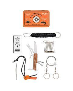Gentlemen's Hardware Outdoor survival kit 8-delig