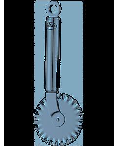 Rösle deegsnijder 19,5 cm rvs