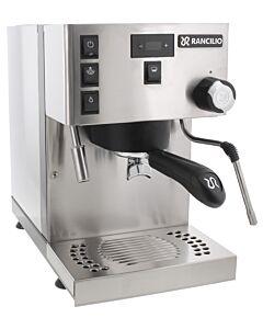 Rancilio Silvia Pro espressomachine rvs mat