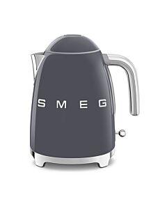 SMEG 50's style waterkoker 1,7 liter leigrijs