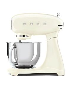 Smeg 50's style SMF03 standmixer 4,8 liter crème