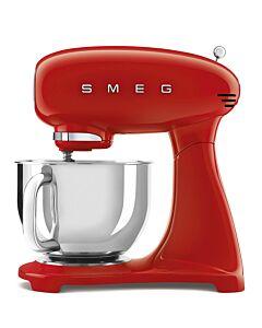 Smeg 50's style SMF03 standmixer 4,8 liter rood