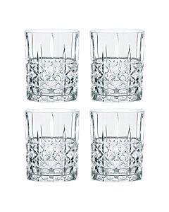 Spiegelau Elegance tumbler 345 ml kristalglas 4 stuks