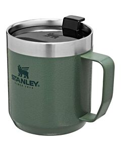 Stanley The Legendary Camp Mug 350 ml Hammertone Green