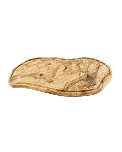 Bowls and Dishes Pure Olive Wood steakplank met opvanggootje 35 t/m 40 cm olijfhout