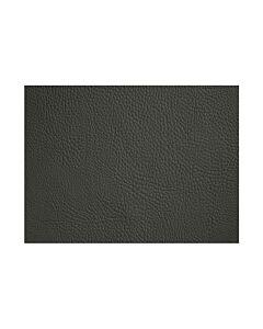 Finesse Monaco XL placemat 35 x 48 cm kunstleer Steel Grey