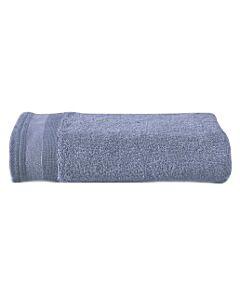 De Witte Lietaer Excellence handdoek 60 x 40 cm katoen stone blue