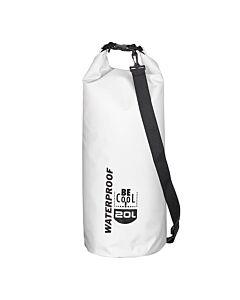 Be Cool Tube Cooler Waterproof koeltas 20 liter wit