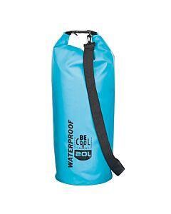 Be Cool Tube Cooler Waterproof koeltas 20 liter blauw