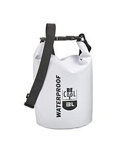 Be Cool Tube Mini Waterproof koeltas 3 liter wit