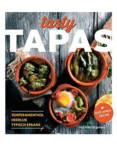 Tasty Tapas : smaakvol, voordelig en typisch Spaans