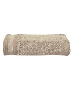 De Witte Lietaer Excellence handdoek 60 x 40 cm katoen taupe