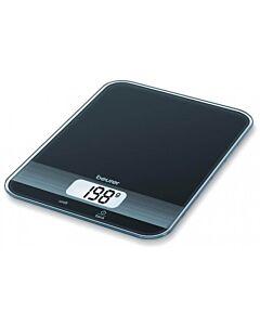 Cristel digitale keukenweegschaal 5 kg zwart