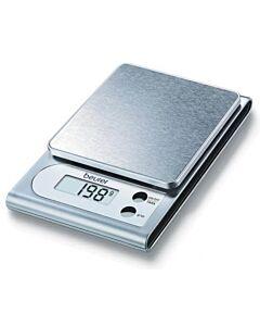 Cristel Compact digitale keukenweegschaal 3 kg rvs mat