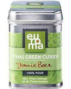 Jonnie Boer Original Spices Thai Green Curry 80 gram