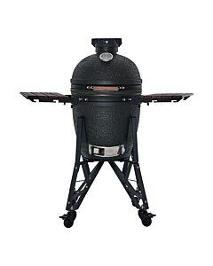 The Bastard Model 2021 Medium Urban Compleet barbecue keramiek mat zwart