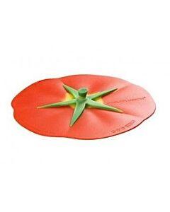 Charles Viancin Tomato deksel ø 15 cm silicone rood