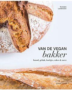 Van de vegan bakker : brood, gebak, koekjes, cakes & meer - PRE-ORDER (april)