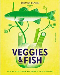 Veggies & Fish : ruim 80 visrecepten met groente in de hoofdrol