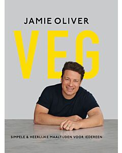 Jamie Oliver - VEG : Simpele en heerlijke maaltijden voor iedereen