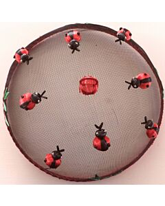 Home & Kitchen Supply vliegenkap lieveheersbeestjes ø 30,5 cm