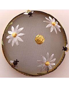 Home & Kitchen Supply vliegenkap bloemen en bijtjes ø 30,5 cm