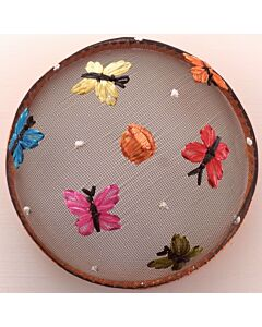 Home & Kitchen Supply vliegenkap vlinders ø 30,5 cm