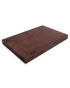 Boos Blocks rustieke snijplank met sapgeul 53 x 30,5 x 4,5 cm walnoothout