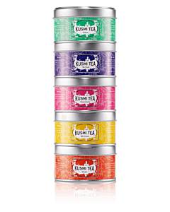 Kusmi Tea Wellness Teas theeset 5 x 25 gr
