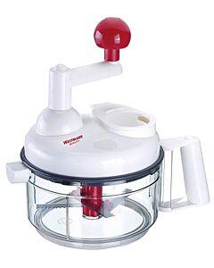 Westmark Multi-Kulti handmatige keukenmachine 10-delig