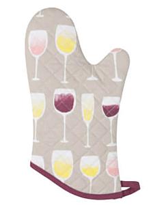 Now Designs Wine Tasting ovenwant 30 x 13 cm katoen