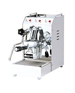 Isomac Zaffiro espressomachine 3 liter rvs glans