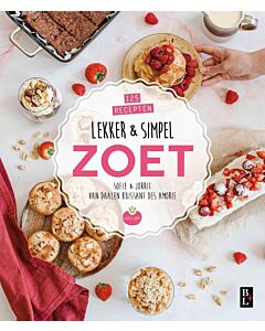 Lekker & simpel - ZOET : 125 recepten