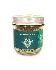 Zeeuwsche Zoute Zeekraal 100 gram in glazen pot