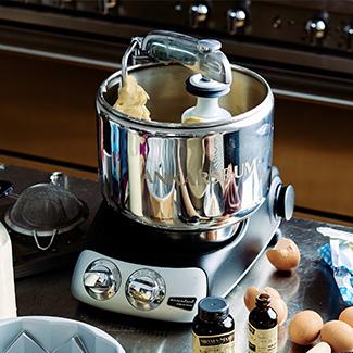 Assistent keukenmachine