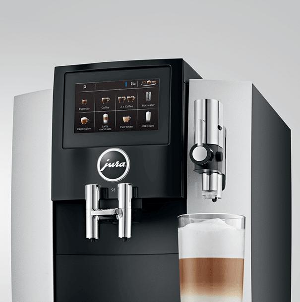 Jura espressomachine actie
