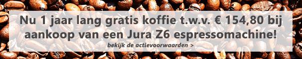 Jura Z6 actie
