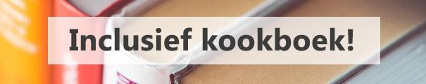 productbanner gratis kookboek