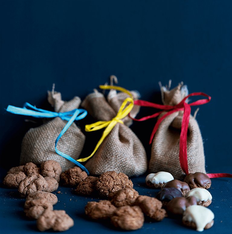 Feestshoppen Sinterklaas