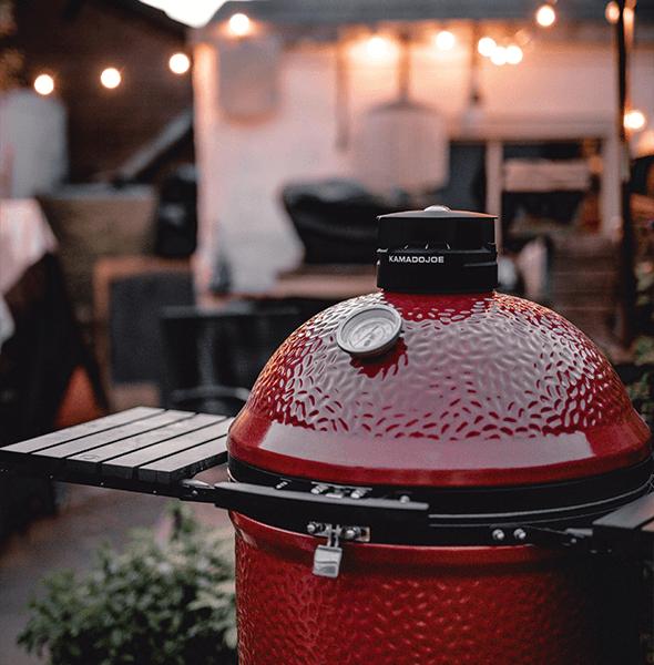Barbecues_kamado Joe